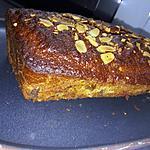 recette Pain d'épice aux figues