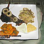recette Epaule d'agneau au four/carottes sautées