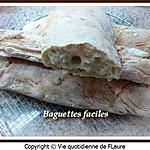 recette Baguettes faciles
