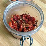 recette Tomates-cerise séchées maison