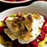 recette Fruits éxotique et sa meringue