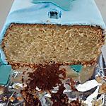 recette Madeira cake à l'amande