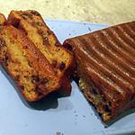recette Cake banane coco et pépite de chocolat