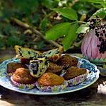 recette Muffins aux baies de sureau noir