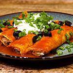 recette Enchilada de poulet