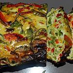 recette Terrine aux oeufs, couleurs du sud