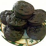 recette Muffins au chocolat sans farine