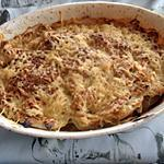 recette Gratin courgettes pomme de terre