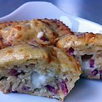 recette Mini cake Mozzarella