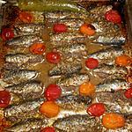 recette Sardines farcies a l anchoiade