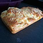 recette Cake aux petits légumes et au saint Paulin