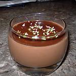 recette Crème chocolatée simplissime