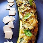 recette Courgettes farcies de la région san remo
