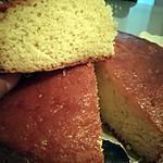 recette Gâteau citron