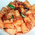 recette PASTASCIUTTA FUNGHI PORCINI