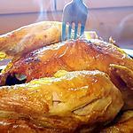 recette Poulet rôti ail et curcuma