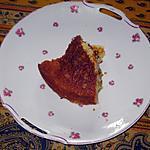 recette Gâteau aux pommes et à l'amande
