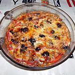 recette Tomates mozzarella au four