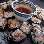 recette Sushis