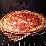 recette Tarte au thon tomate mozzarella