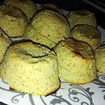 recette Flan de courgettes chèvre saumon au Thermomix