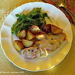 recette Filets d'aiglefin au saumon fumé, prise deux
