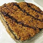 recette Croustillant pâte à tartiner