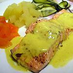 recette saumon a la vapeur