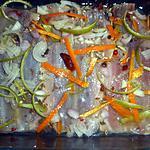 recette Sardines marrinées aux aromates