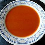 recette Velouté aux tomates