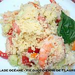 recette Salade océane