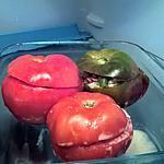 recette tomate farcie a la macédoine