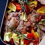 recette Lapin braisé à la Jamie Oliver