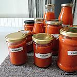 recette Coulis de tomate à l'huile d'olive au curry