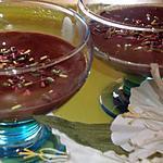 recette MA CREME DOUCEUR CHOCO (comme Danette)