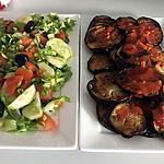 recette Aubergine à la sauce tomate