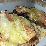 recette Côtes de porc gratinés au Saint Nectaire