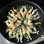 recette Cuisses de grenouilles en persillades