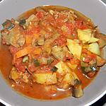 recette Ragoût de porc de ma grand-mère