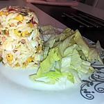 recette Salade de langues d'oiseaux