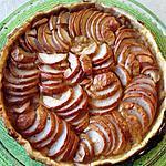 recette Tarte aux poires ultra fondante