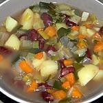 recette Soupe de ma grand-mère