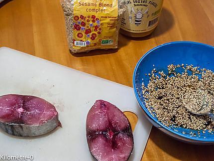 Photo de recette de thon de Kilomètre-0, blog de cuisine réalisée à partir de produits locaux et issus de circuits courts