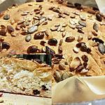 recette Pain cocotte aux cramberies, noix de cajoux et multigraines