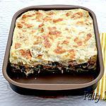 recette Lasagne de Saumon aux Epinards