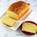 recette Pain à la Pomme de Terre (Pain Toast)