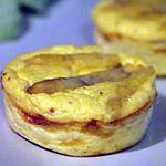 recette flan d'asperges à la moutarde