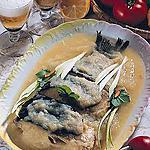 recette Carpe à la juive