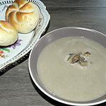 recette Velouté de champignons
