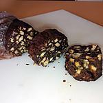 recette Saucisson au chocolat 3 ingrédients
